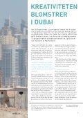 DANSK ARKITEKT I DUBAI DEN ITALIENSKE ... - Arkitektforbundet - Page 7
