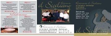Ristorante Siciliano-14x14-folder.indd - Spiseliv