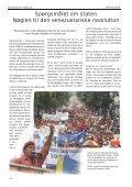 Revolutionen i Venezuela - Socialistisk Standpunkt - Page 4