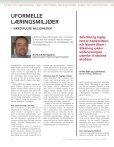 det uformelle læringsmiljø Uden for rammerne - VIA University College - Page 4