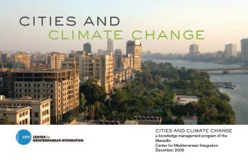 cities and climate change - CMI