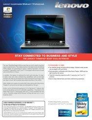 E420s tech specs - Lenovo | US