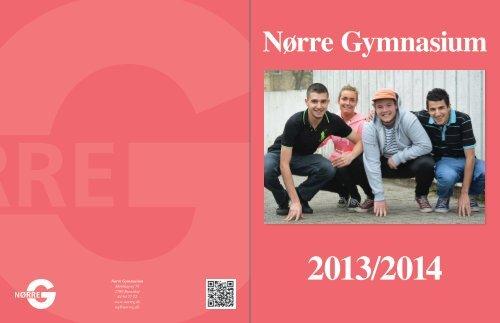 Præsentationen i Studieretningsfolderen 2013 - Nørre Gymnasium