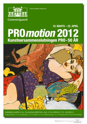 PRO katalog 2012 - Art & jazz
