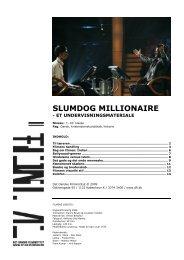 SLUMDOG MILLIONAIRE - Salaam DK