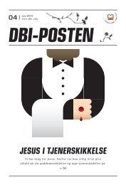 JESUS I TJENERSKIKKELSE - Dansk Bibel-Institut