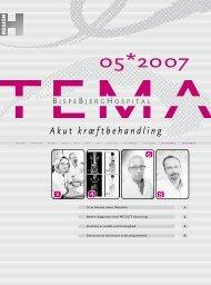 05*2007 - Bispebjerg Hospital