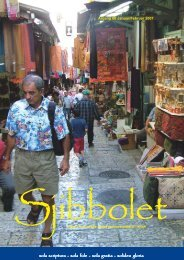 Årgang 59 januar 2007 - Sjibbolet