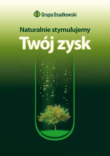 Katalog sadowniczy 2012 - Osadkowski SA