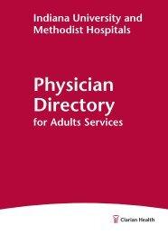 Physician Directory - IU Health
