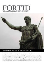 imperier: inntog og ideologi - Fortid