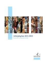 Arbejdsplan 2011-2013 - Danske Kirkers Råd