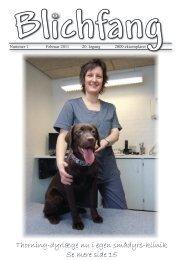 Thorning-dyrlæge nu i egen smådyrs-klinik Se mere side 15