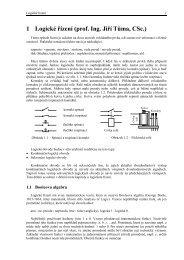 1 Logické řízení - HomeL