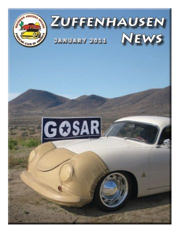 January 2011 - PCA-SAR Home Page