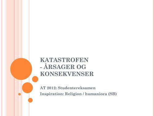 Download PP (PDF-format) med ideer fra Faaborg Gymnasium