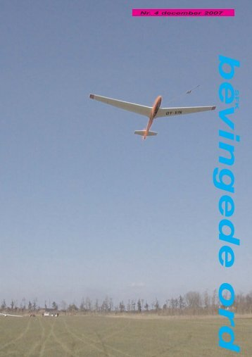 Nr. 4, december - Sønderjysk Flyveklub