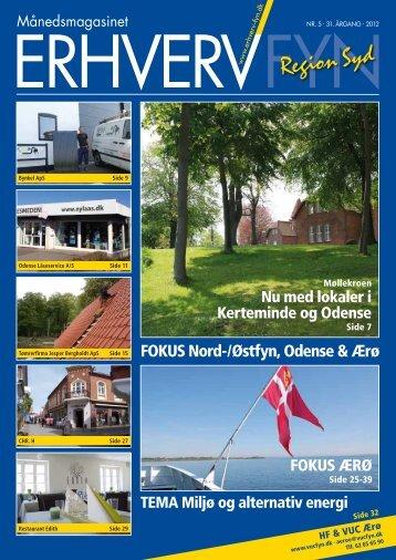 Maj 2012 - Velkommen til Erhverv Fyn