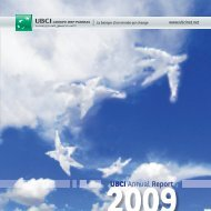UBCI Annual Report - BNP Paribas