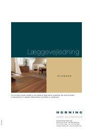 planker - Design Gulve