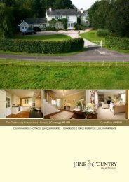 The Gatehouse | Catterall Lane | Catterall ... - Fine & Country