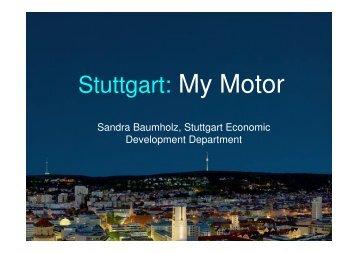 Stuttgart: My Motor
