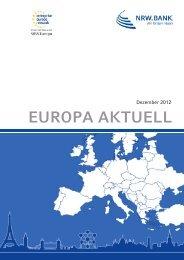 Europa Aktuell - Dezember 2012 - NRW.Europa