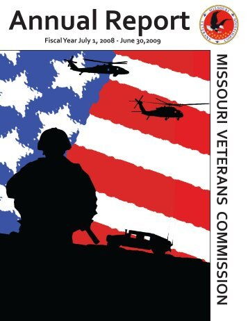 2009 Annual Report - Missouri Veterans Commission