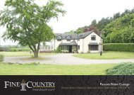 Parsons Brake Cottage - Fine & Country