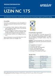 UZIN NC 175 - Uzin Utz AG