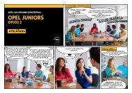 OPEL Junior Opus 2 (LV) - Opel Media