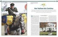 Von Vaillant bis Cositino - Mecklenburger Pferde