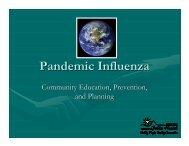 Pandemic Influenza P..