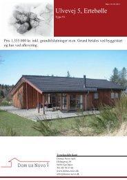 Ulvevej 5, Ertebølle.indd