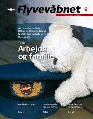 Tema: Arbejde og familie - Forsvarskommandoen