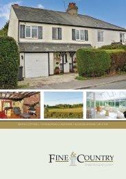 Sefton Cottage | 175 Penn Road | HazlemeRe ... - Fine & Country