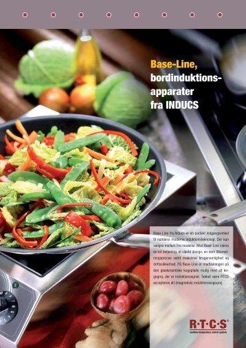 Induktion BaseLine - Bent Brandt WebShop
