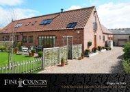 Flagstone Barn - Fine & Country