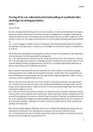 Lovudkast - Dansk Selskab for Klinisk Biokemi
