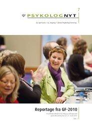 Reportage fra GF-2010 - Elbo