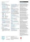 23HF5474/10 Philips профессиональный плоский ТВ - Page 2