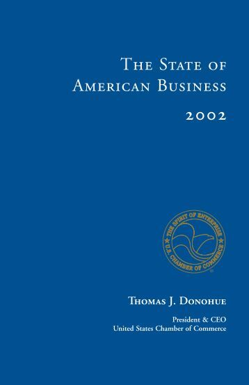 brochure w/ cover - American Chamber of Commerce in Denmark