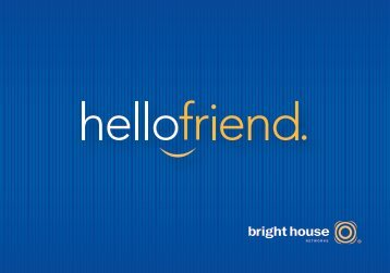 Download our Welcome Guide! - Bright House Networks