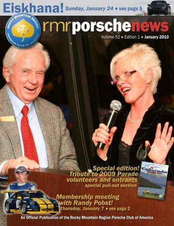 RMR Porsche News - Rocky Mountain Region Porsche Club ...