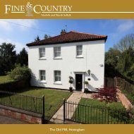 The Old Mill, Honingham - Fine & Country