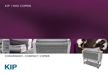 KIP 1900 COPIER