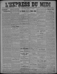 22 janvier 1918 - Bibliothèque de Toulouse