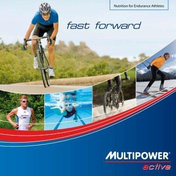 Nutrition for Endurance Athletes - Gfitness