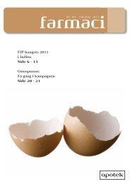 FIP-kongres 2011 i Indien Side 6 - 13 Osteoporose: Få gang i ... - Elbo