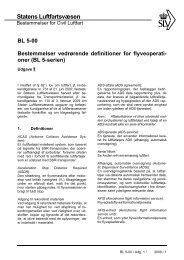 BL 5-00, 1. udgave - DMU - Dansk Motorflyver Union